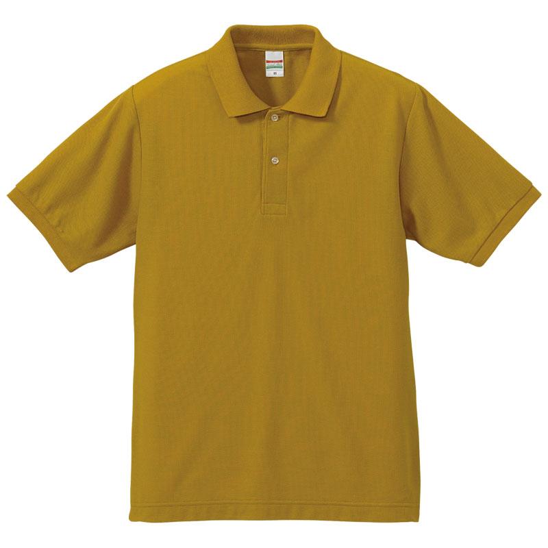 5.3オンス ドライカノコユーティリティポロシャツ