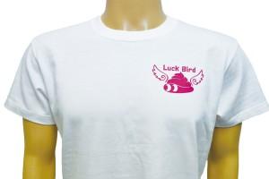 白ピンク胸