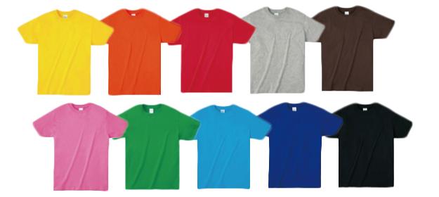 tシャツ10枚