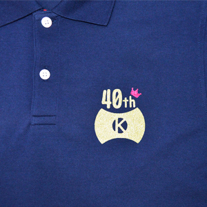 40th胸